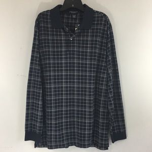 Daniel Cremieux Mens Large Long Sleeve Shirt